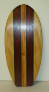 balloon serving board